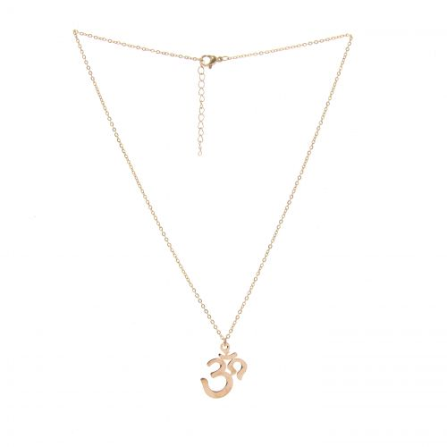 Collier inoxydable Luna