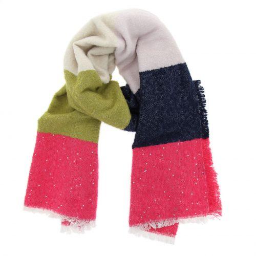 Echarpe femme oversize laine Ninon