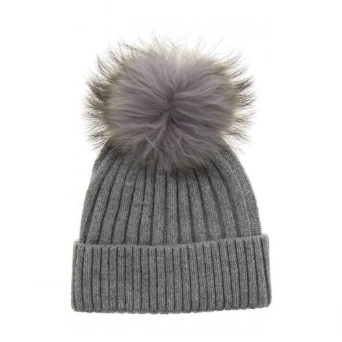 LISANDRA fur beanie hat