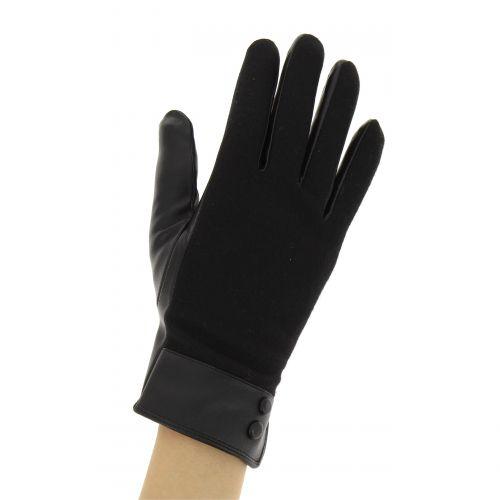 12 x paires de gants Suedine, imitation daim