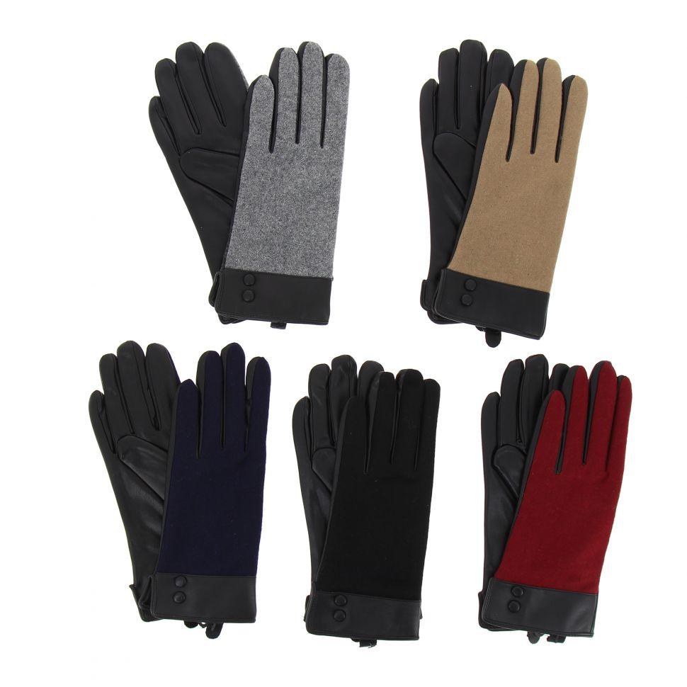 12 x pairs of gloves Wang