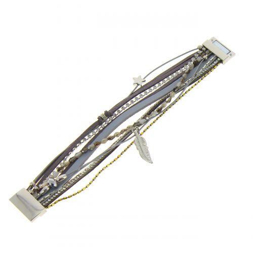 Fashion cuff bracelet, GALEAN