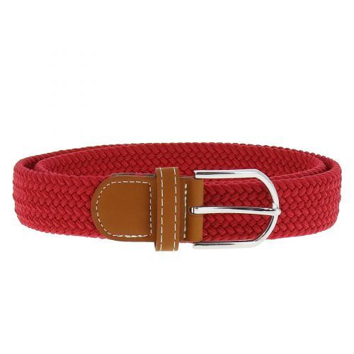 Safya braided stretch belt