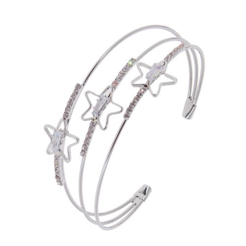 Crystal of zirconium women Bracelet, OPHELY