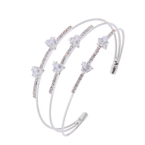 Bracelet femme Strass, Cristal de Zirconium HELINE