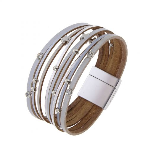 Star Fashion cuff bracelet, LALOU