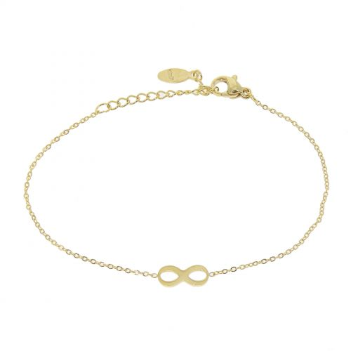 Infinity woman stainless steel bracelet, ELYONE