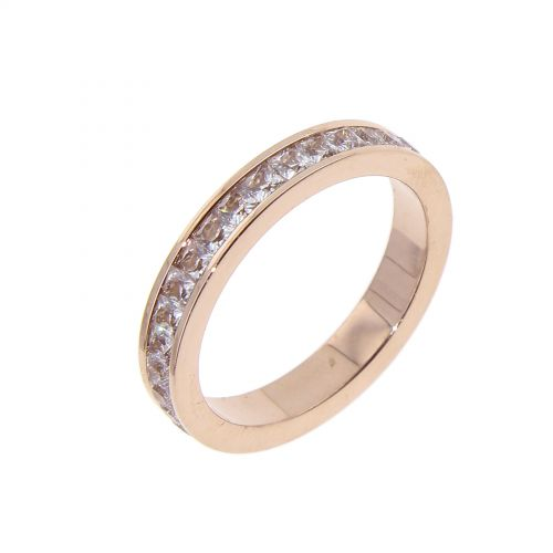 Ring stainless steel LEANA
