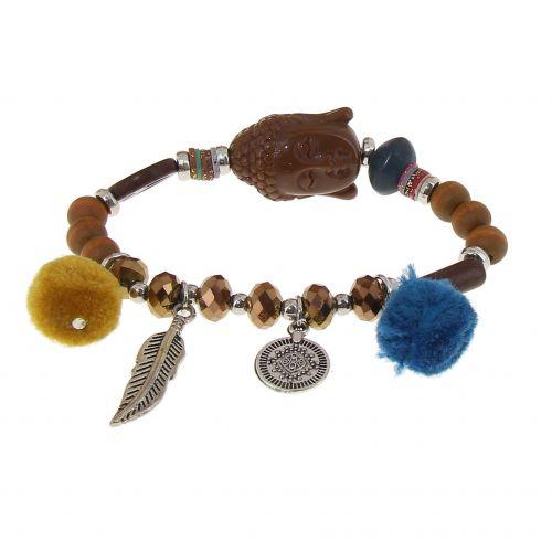 Bracelet extensible ethnique, DYLLAN