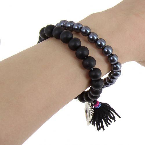 Bracelet expandable ethnic
