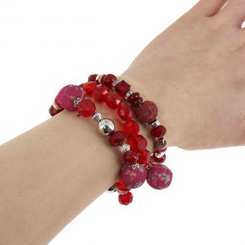 Bracelet extensible ethnique Florine