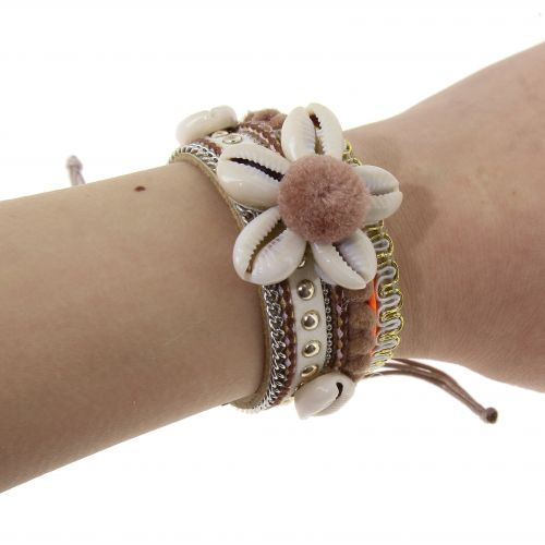 Bracelet manchette Ana