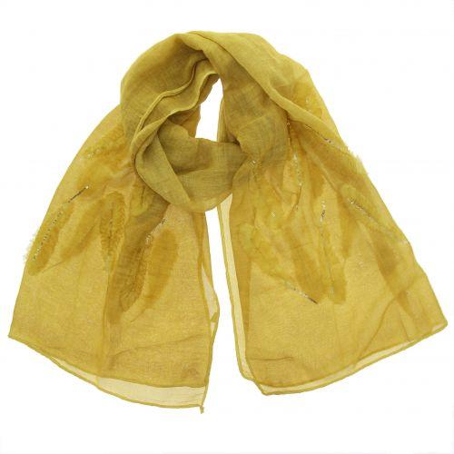 Echarpe femme oversize coton LALA