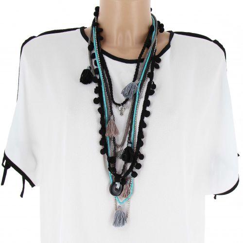 Collar 100 cm largo LICIA