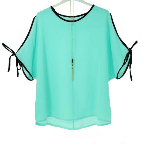 Shirt Femme Eté Manche Courte