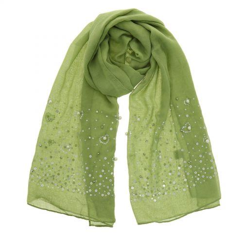 Grande sciarpa scialle moda donna, THELMA