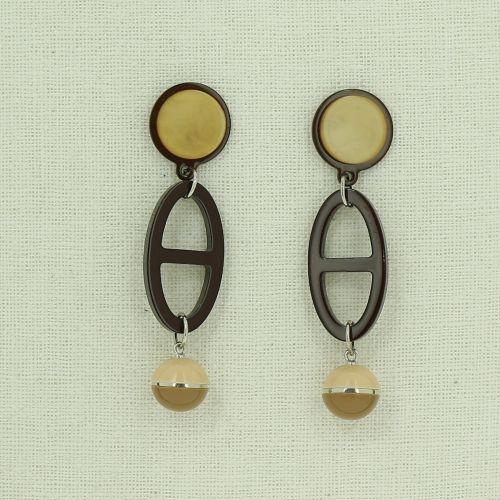 Boucles d'oreilles THAIS