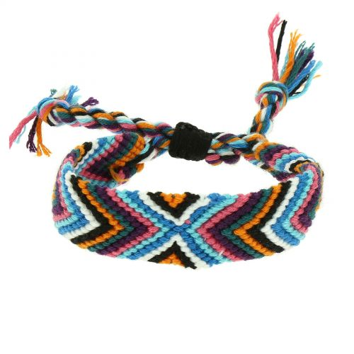 Brazilian cotton bracelet AVRIL