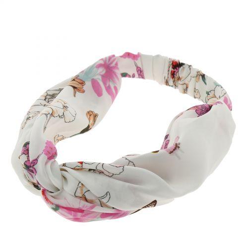 Woman printed confortable, headband, hairband DALMA