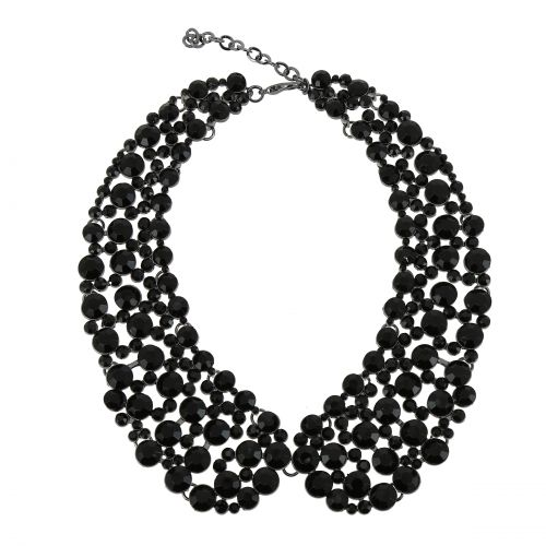 DAGNY plastron necklace
