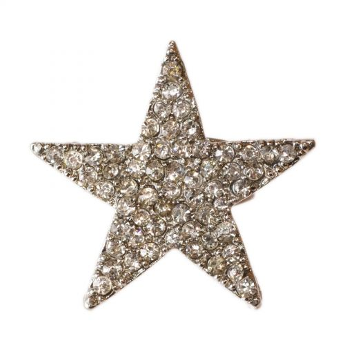 Bague métal étoile XL, BA16 Argenté - 1422-5233