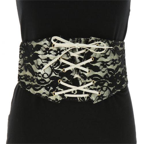 RAISSA jean corset belt