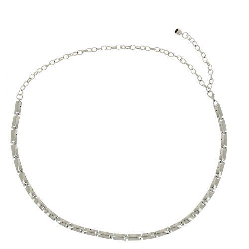 Ceinture chaîne médaillon pour femme LAURRAINE