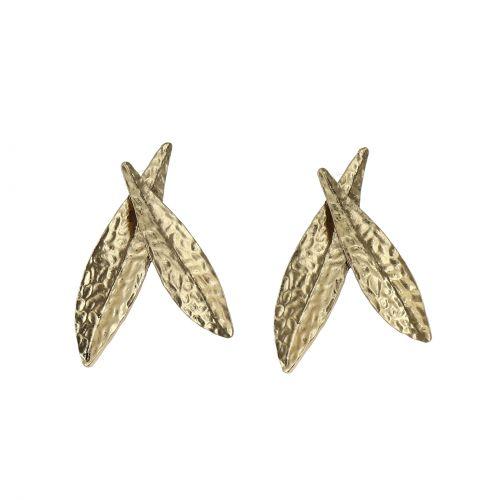Long dangle earrings, PAGE