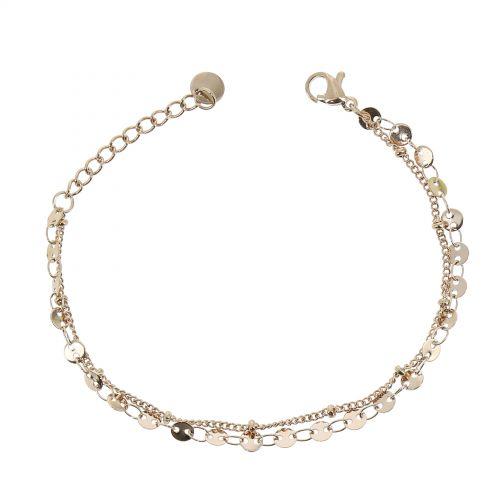 Bracelet femme en acier inoxydable, CONNIE