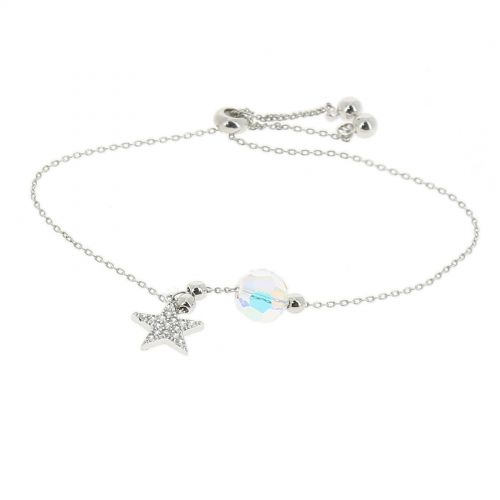 Woman stainless steel bracelet, TOKE