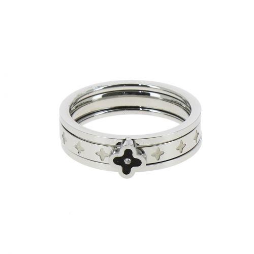 Ring stainless steel JULIA