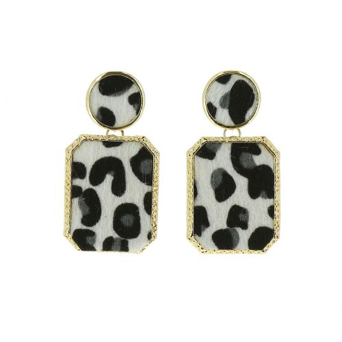 panther dangle earring, MARK