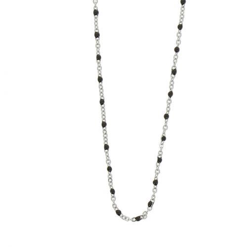 Collier à pendentif à perle