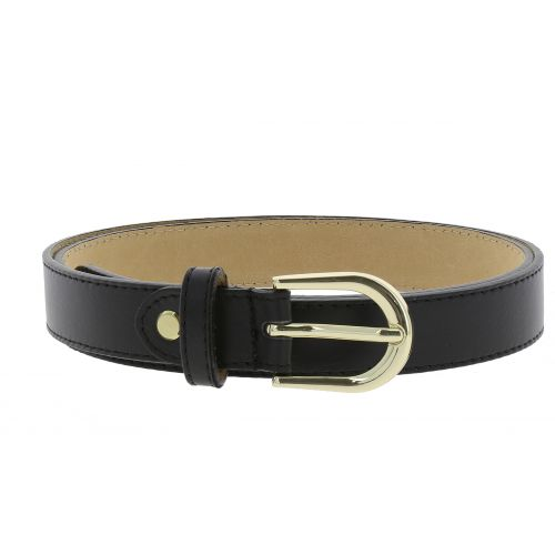 Woman leather lined belt, DORIS