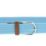 Elastic Fabric Braided Stretch Belts For Man and Woman, ERELL