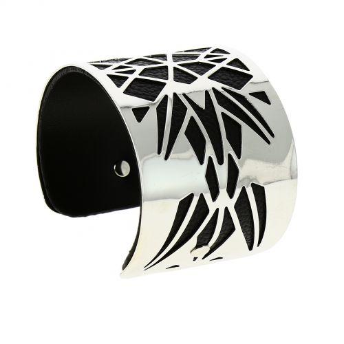 Pola metal cuff bracelet