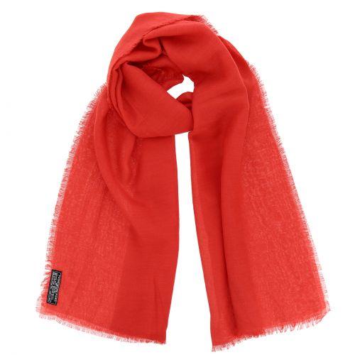 Damen Schal, Sensation aus Baumwolle mit ANKER und NAVIGATION, NUARA
