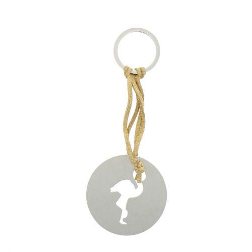 keychain, bag's jewel, star DEBORAH