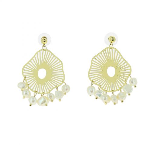 women dangle earring, CLARINE