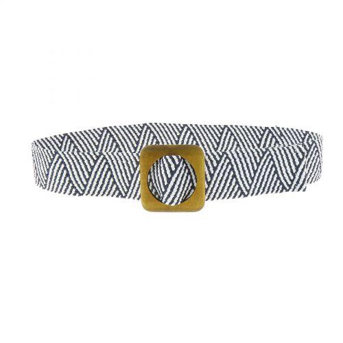 Wide Waist Elasticated Woman Belt, CHARINE