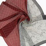 20 x 90x90 cm polyester scarf, SANGITA