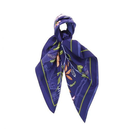 QYX 4 Pcs Femmes /Écharpe Maigre Longue Foulard En Soie Satin Mince Ruban Sac /À Main Will /Écharpe Cravate Foulard Bandana 90 CM Cadeau De Mode pour Dames