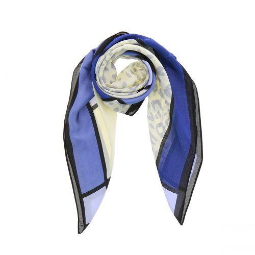 Scarf for Women 70 x 70 cm Polyester,High Quality, Silk Feeling, MILY
