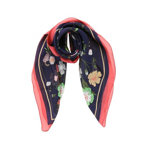 Scarf for Women 70 x 70 cm Polyester,High Quality, Silk Feeling, HEMMA