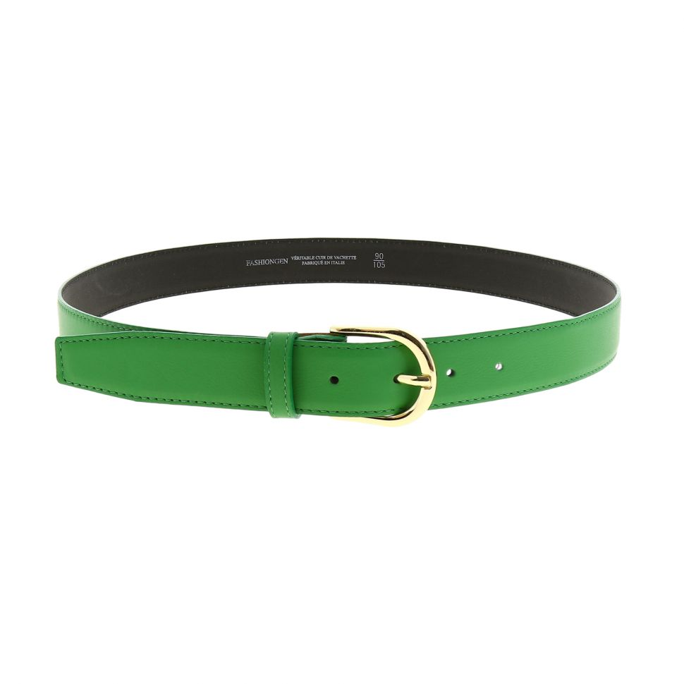 Italian Genuine Leather Belt, ZELIE