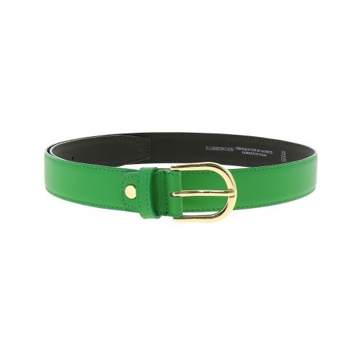 Italian Genuine Leather Belt, ZELIE