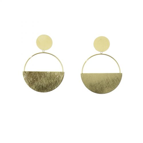 women dangle earring, PAMELA