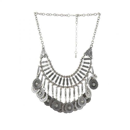 Fazia plastron necklace