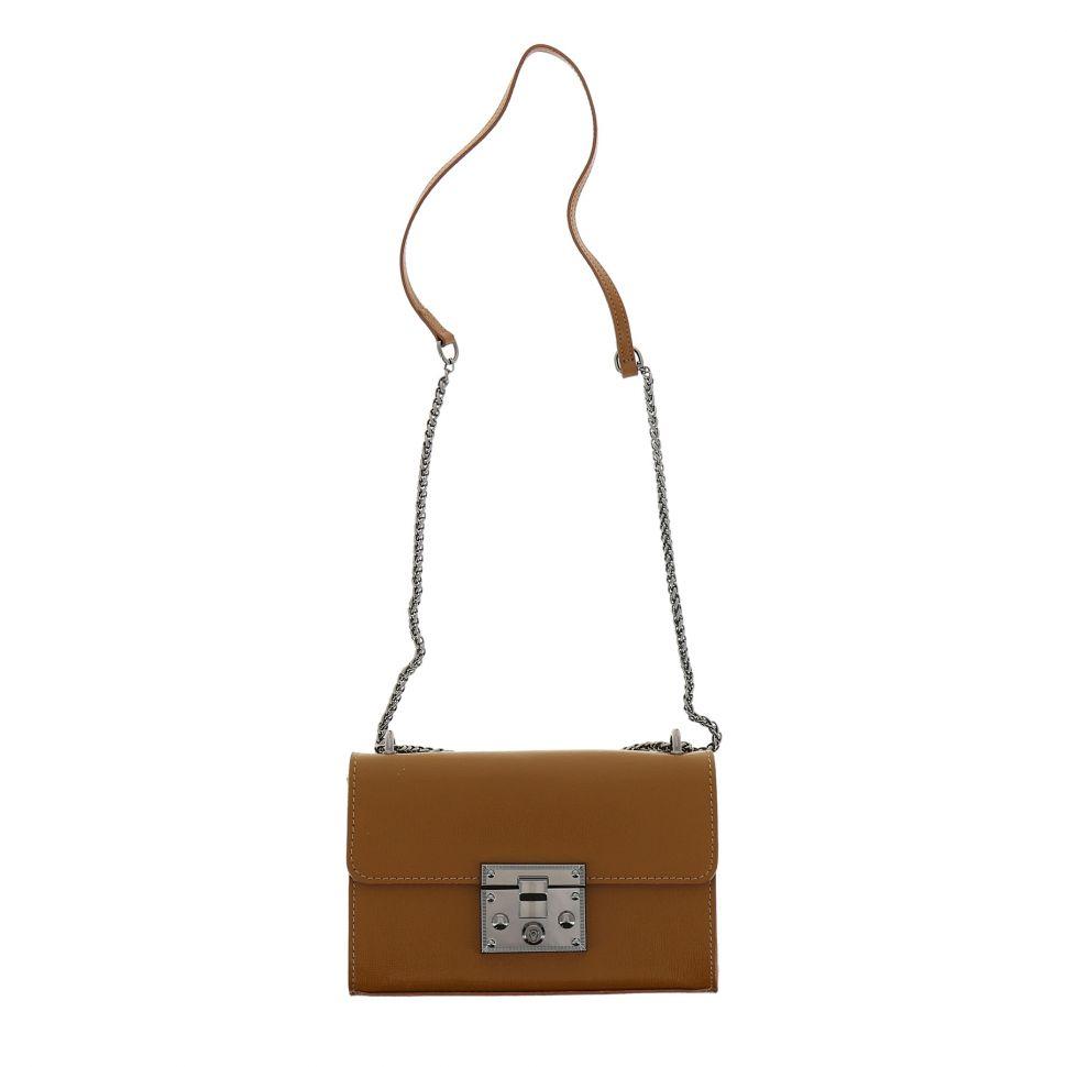 Quantin leather bag