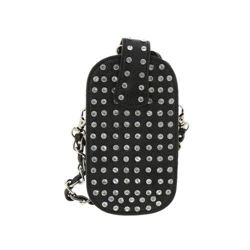 Sacs pour smartphone strass XL, 5799 Noir